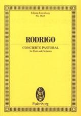 Joaquín Rodrigo - Concierto Pastoral - Partition - di-arezzo.fr