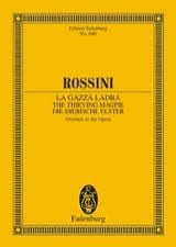 Gioacchino Rossini - La pie voleuse (Ouvertüre) - Conducteur - Partition - di-arezzo.fr