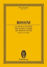 Ouverture de l' Echelle de Soie Gioacchino Rossini laflutedepan.com