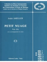 André Ameller - Little cloud - Sheet Music - di-arezzo.co.uk