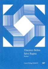 Vincenzo Bellini - Salve Regina - Partition - di-arezzo.fr