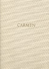Carmen - Conducteur relié BIZET Partition Grand format - laflutedepan
