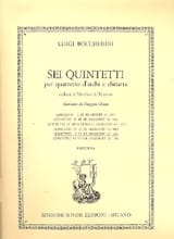 Quintetto n° 5 ré maggiore G. 449 - laflutedepan.com