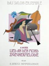 Antonin Dvorak - Lied an den Mond - Zigeunermelodie - Partition - di-arezzo.fr