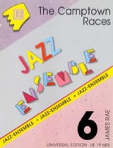 Trad. / Rae James - The Camptown races – Jazz Ensemble - Partition - di-arezzo.fr