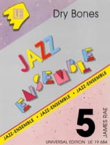 Trad. / Rae James - Dry Bones – Jazz Ensemble - Partition - di-arezzo.fr