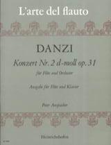 Concerto n° 2 d-moll op. 31 – Flöte Klavier laflutedepan.com