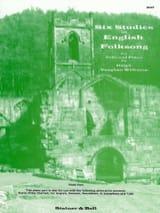 6 Studies in English Folksong – Cello piano - laflutedepan.com