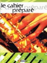 Le Cahier Préparé Partition Solfèges - laflutedepan.com