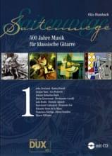 Saitenwege – 500 Jahre Musik Für Klassische Gitarre Vol 1 - laflutedepan.com