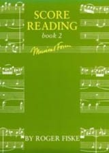 Score reading - Book 2 Roger Fiske Partition laflutedepan.com