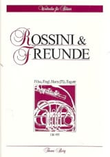 - Rossini und Freude - Partitur Stimmen - Sheet Music - di-arezzo.com