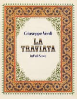 La Traviata VERDI Partition Grand format - laflutedepan.com