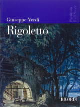 VERDI - Rigoletto new edition - Partitura - Sheet Music - di-arezzo.co.uk