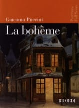 Giacomo Puccini - The Bohemian New Edition - Partitura - di-arezzo.it
