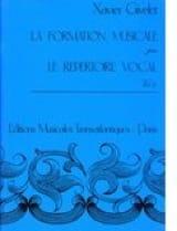 La FM par le répertoire vocal - Volume 2 Xavier Givelet laflutedepan