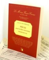 d'Hervelois Louis de Caix - Pièces pour la flûte traversière – 1er Recueil - Partition - di-arezzo.fr