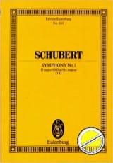 Symphonie Nr. 1 D-Dur D82 – Partitur - laflutedepan.com
