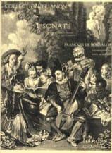 1ère Sonate - Flûte et harpe (ou clavecin) laflutedepan.com