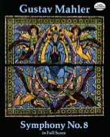 Gustav Mahler - Symphony No. 8 - Full Score - Sheet Music - di-arezzo.co.uk