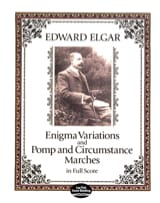 ELGAR - Enigma Variations and Pomp Circumstance Marches - Full Score - Sheet Music - di-arezzo.co.uk