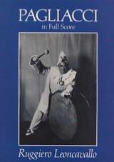 Pagliacci - Full Score - Ruggiero Leoncavallo - laflutedepan.com