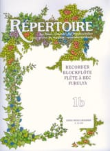 Repertoire for music schools - Volume 1B – Recorder laflutedepan.com