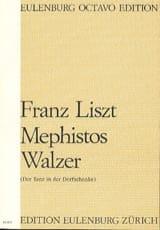 Franz Liszt - Mephistos-Walzer – Partitur - Partition - di-arezzo.fr