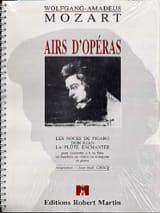 Airs d'opéras – Flûte (ou clarinette ...) piano laflutedepan.com