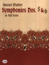 Gustav Mahler - Symphonies N ° 5 - 6 - Full Score - Sheet Music - di-arezzo.co.uk