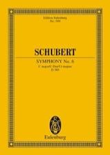 Symphonie Nr. 6 C-Dur D 589 – Partitur - laflutedepan.com