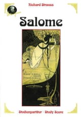 Salomé Richard Strauss Partition Grand format - laflutedepan.com