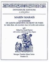 La sonnerie de Sainte Geneviève-du-Mont de Paris laflutedepan.com