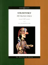 Igor Stravinsky - Petrushka - Sheet Music - di-arezzo.co.uk