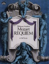 Requiem Kv 626 - Score MOZART Partition Grand format - laflutedepan