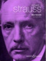 Concerto pour hautbois - Richard Strauss - laflutedepan.com