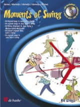Moments of Swing - Clarinet Rik Elings Partition laflutedepan.com