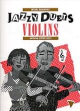 Michael Radanovics - Jazzy Duets Violins + K7 - Partition - di-arezzo.fr