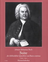 BACH - Suite for Altblockflöte - Sheet Music - di-arezzo.co.uk