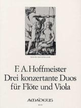 3 Konzertante Duos -Flöte und Viola laflutedepan.com