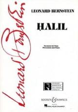 Halil -Flute percussion piano Leonard Bernstein laflutedepan.com