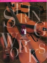 Stringworks Jazz Standards, Volume 1 – Quartet - laflutedepan.com