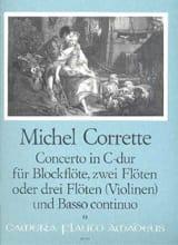 Concerto in C-Dur op. 4 n° 3 - Blockflöte 2 Flöten BC laflutedepan.com