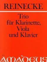 Carl Reinecke - Trio Opus 264 - Partition - di-arezzo.fr