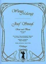 Saus and Braus op. 69 – Streichquartett Josef Strauss laflutedepan.com
