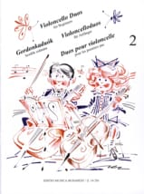 Arpad Pejtsik - Cello Duets for 1st Steps Volume 2 - Sheet Music - di-arezzo.com