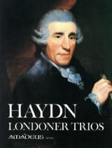 Joseph Haydn - The London Trios - 2 Flöten Violoncello - Partitur + Stimmen - Partition - di-arezzo.fr