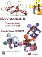 Claude-Henry Joubert - Celebrations 2 - Sheet Music - di-arezzo.com