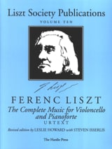 Complete Music for Violoncello and Piano Franz Liszt laflutedepan.com