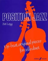 Position Jazz - Pat Legg - Partition - Violoncelle - laflutedepan.com